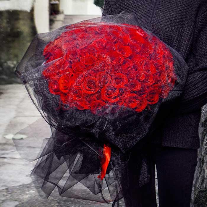 鲜花店-深情一刻