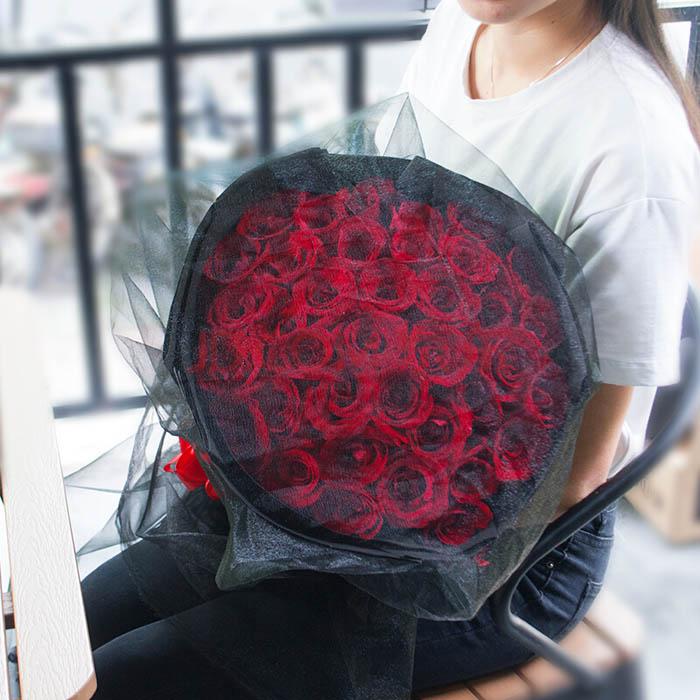 鲜花订购-倾慕恋人