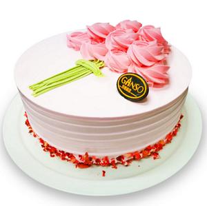 玄武元祖:元祖蛋糕-以花为名鲜奶蛋糕