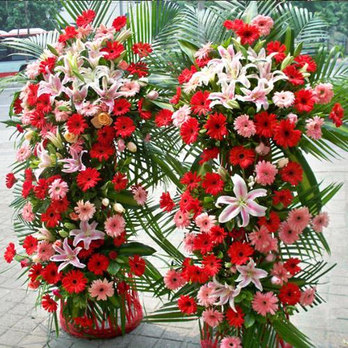 深圳三阳宾馆鲜花