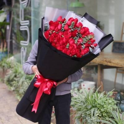 台湾鲜花快递网-熊爆款1