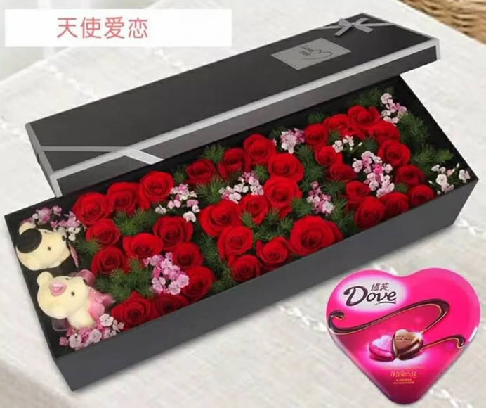 南京网上订花-非爱不可