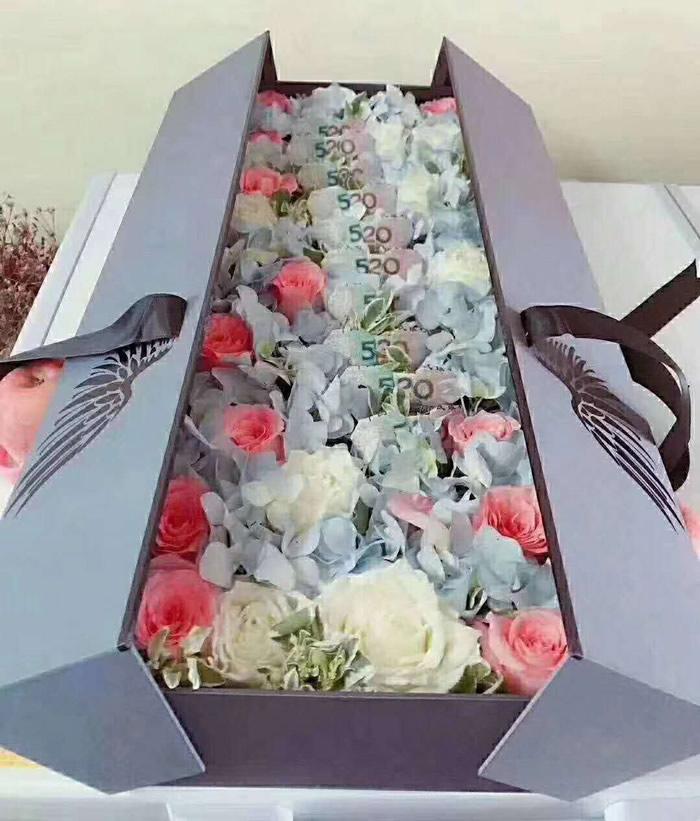 鲜花店-520人民币款