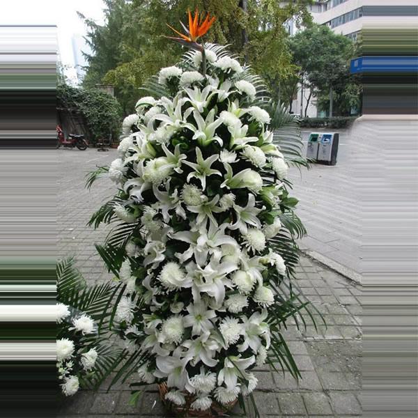鲜花网-节哀顺变