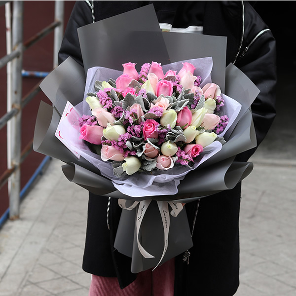哥伦布市鲜花订购-一生守护你