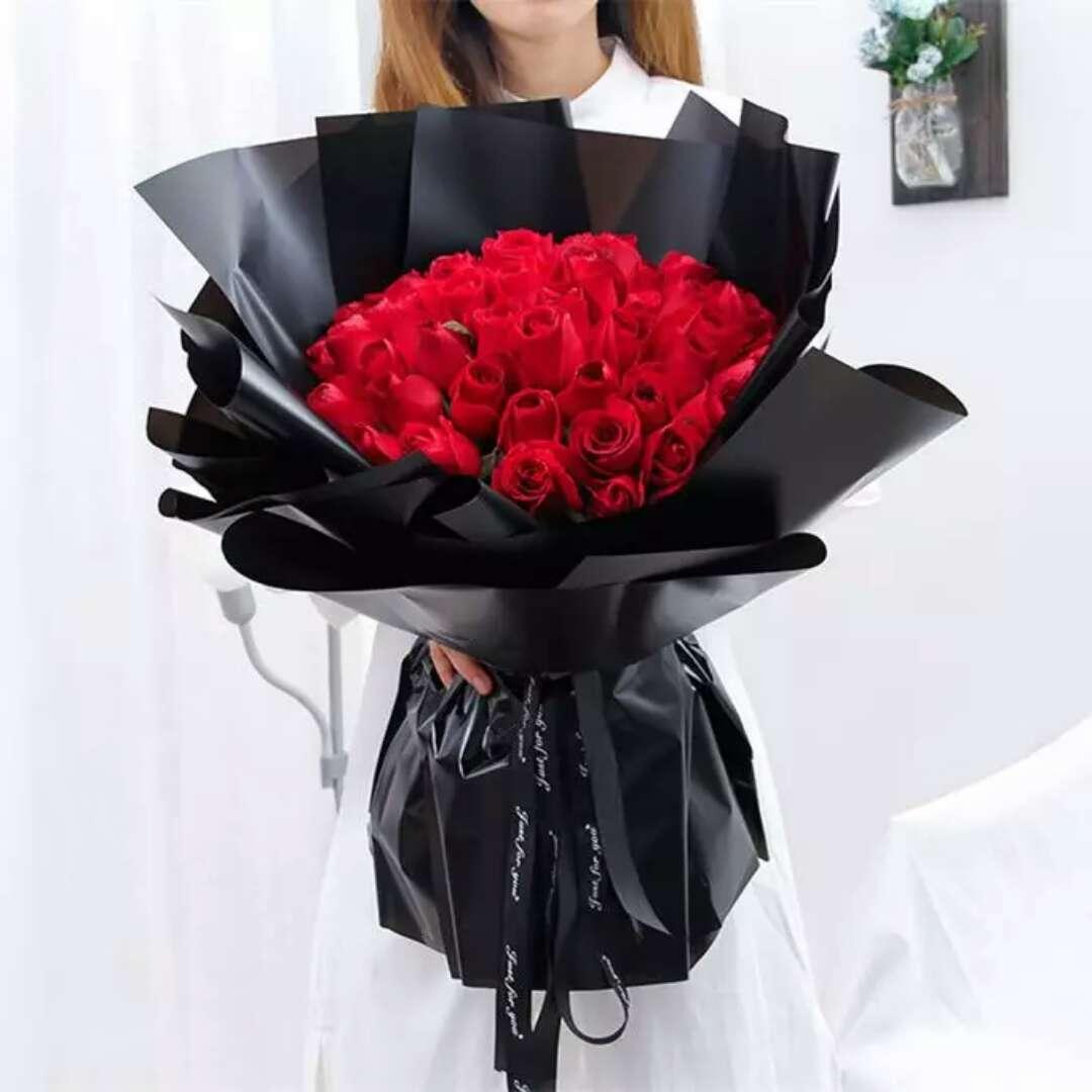 送花上门                                                                                            鲜花网:红粉丽人
