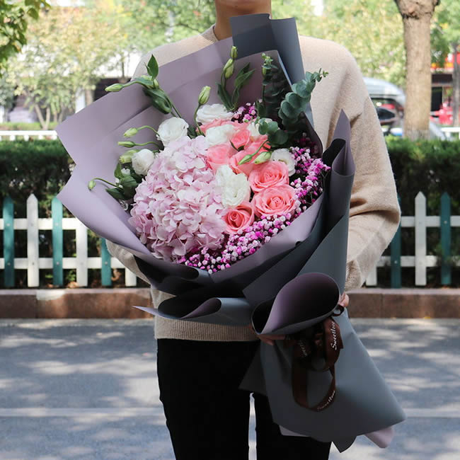 哥伦布市鲜花订购-如梦似幻