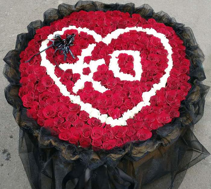 护士节礼物                                                                                          鲜花网:365个祝福