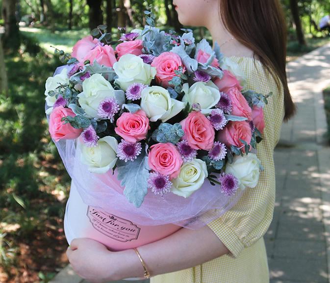 釜山订花-心中最爱