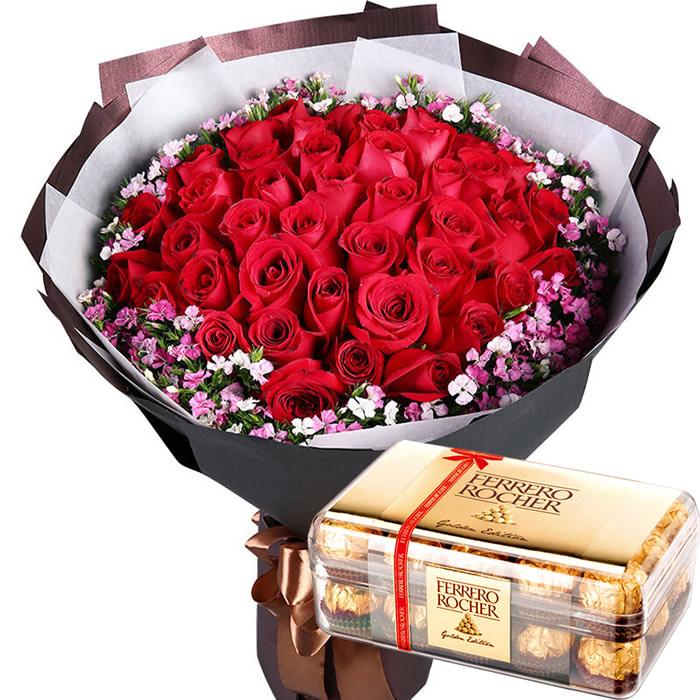 吉尔吉斯斯坦订花服务-浪漫情人