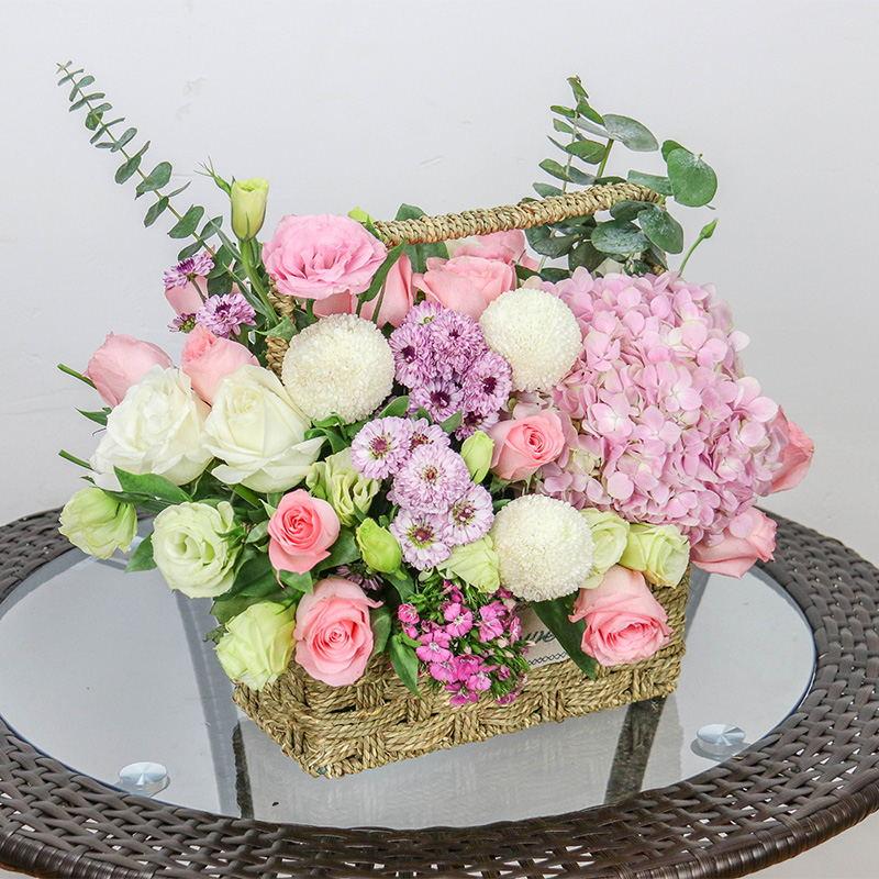 吉尔吉斯斯坦鲜花网-纯洁的爱