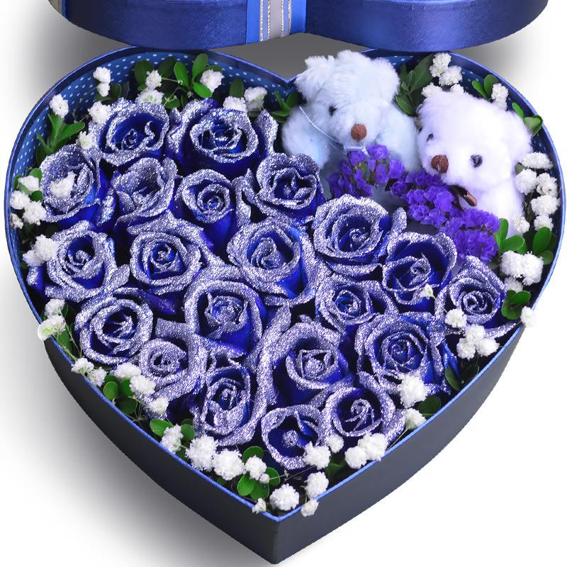 吉尔吉斯斯坦鲜花-爱如缺氧